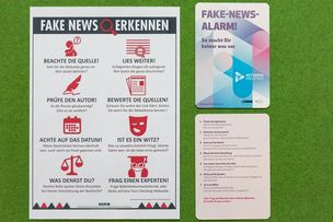 Fake News / © BSB - H.-R. Schulz